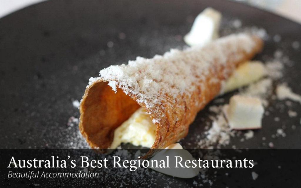 Best regional restaurants in Australia