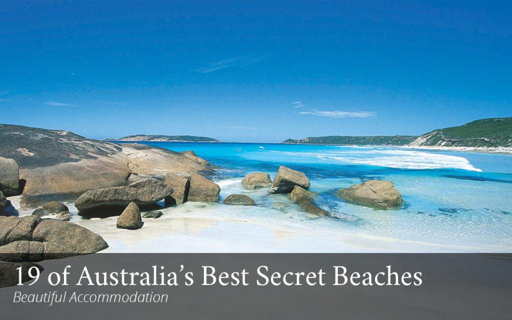 Australias best secret beaches