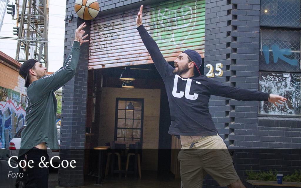 Coe and Coe