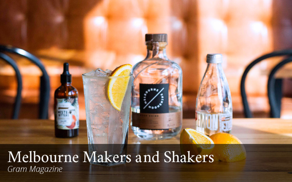 Melbourne Moonshine Starward Whisky Cocktail recipes