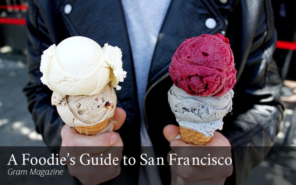 Where to Eat San Francisco